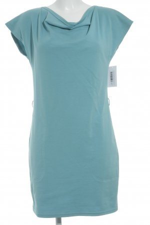 Jones Jerseykleid hellblau Casual-Look