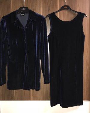 Jones Kleid mit Mantel