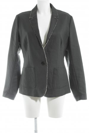Jones Kunstlederjacke schwarz Casual-Look