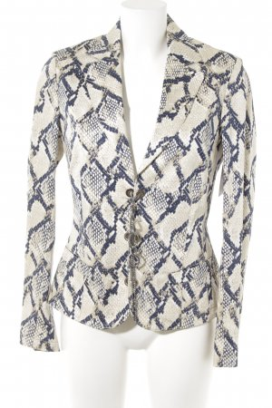 Jones Kurz-Blazer Animalmuster Elegant