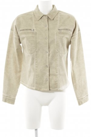 Jones Giacca corta color cammello-beige stile safari