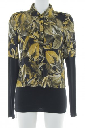 Jones Langarm-Bluse florales Muster Casual-Look