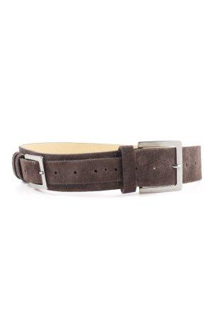 Jones Leather Belt brown casual look