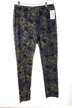 Jones Leggings florales Muster extravaganter Stil
