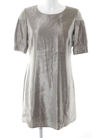 Jones Mini Dress silver-colored elegant
