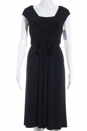 Jones New York Cocktailkleid schwarz Elegant