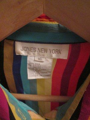 JONES NEW YORK Seidenbluse