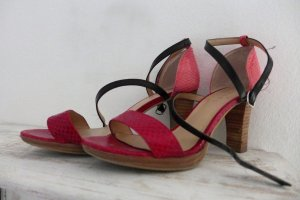 Jones Pumps Highheels Sandalen rot pink 39