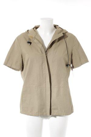 Jones Giacca-camicia beige stile atletico