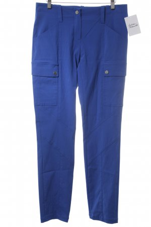 Jones Pantalone jersey blu stile casual