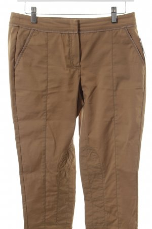 Jones Stoffhose camel Casual-Look
