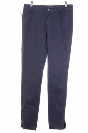 Jones Stoffhose dunkelblau Casual-Look