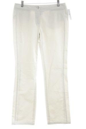 Jones Pantalone jersey beige chiaro stile casual