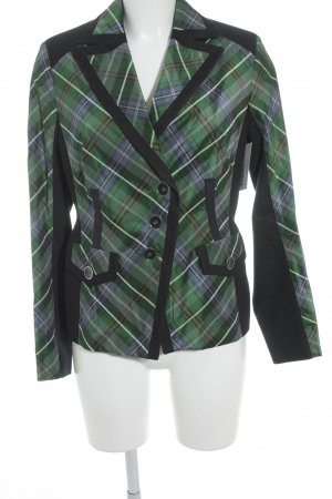 Jones Tweed blazer geruite print elegant