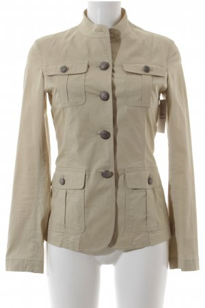 Jones Übergangsjacke beige Urban-Look