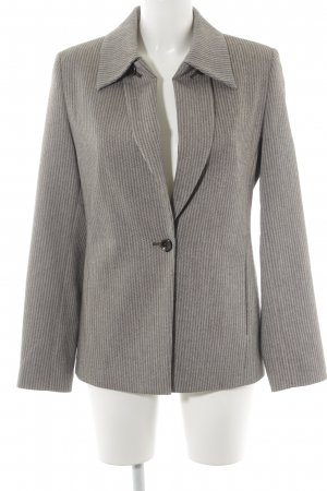 Jones Woll-Blazer graubraun Hahnentrittmuster Business-Look