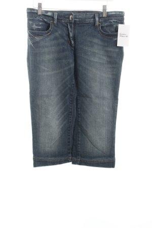 Joop! 3/4 Jeans dunkelblau Casual-Look