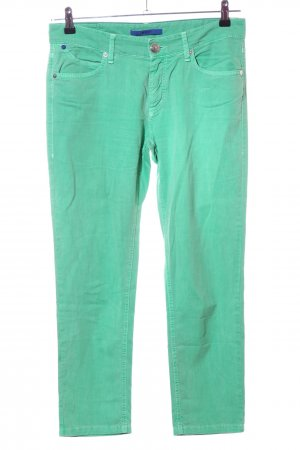 Joop! 7/8-jeans turkoois casual uitstraling