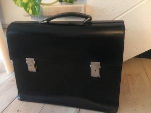 Joop Aktenkoffer Designer Tasche schwarz npr 549 top Schlüssel