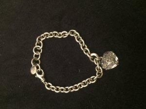 Joop Armband mit Zirkoniaherz Silber