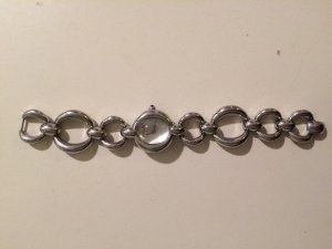 Joop Armbanduhr Silber