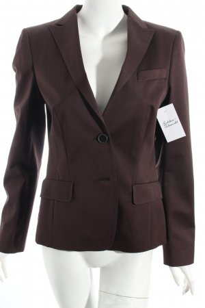 Joop! Blazer braunviolett Business-Look
