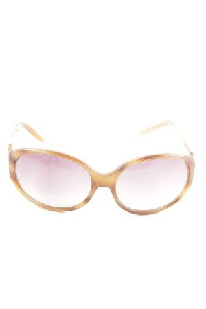 Joop! Brille hellorange Farbverlauf Casual-Look
