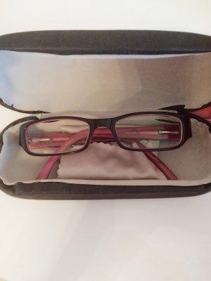Joop Brille in schwarz und pink