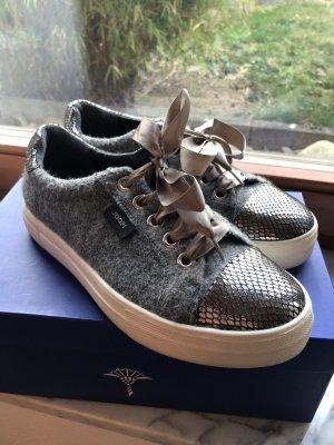 Joop! Damen Sneaker Grau Silber Gr. 37/38