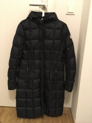 Joop! Down Coat dark blue polyamide