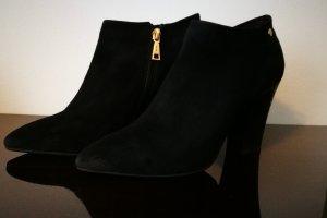 JOOP ! Echtleder Ankle Boots Booties in schwarz