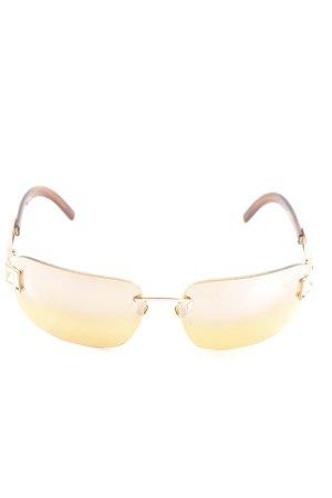Joop! Angular Shaped Sunglasses brown-primrose casual look