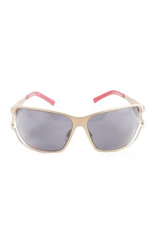 Joop! eckige Sonnenbrille mehrfarbig Casual-Look