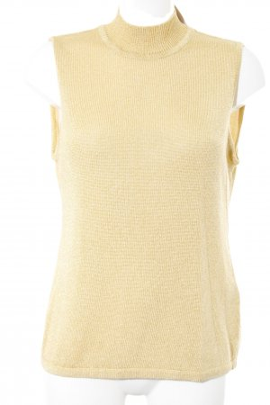 Joop! Fine Knitted Cardigan gold-colored-sand brown cable stitch