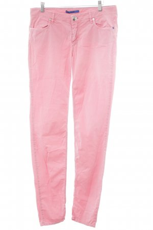 Joop! Pantalone cinque tasche rosa stile casual