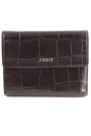 Joop! Geldbörse schwarz klassischer Stil