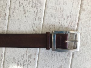Joop! Cinturón color bronce-marrón Cuero