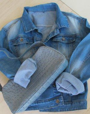 JOOP! Handtasche Bag Kroko-Optik NP ca. 350,-€