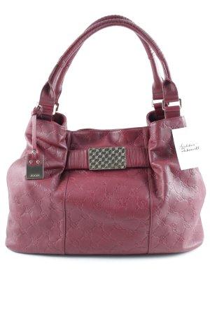 Joop! Handtasche bordeauxrot Casual-Look