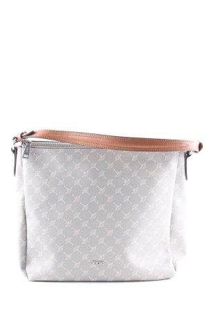 "Joop! Handtasche ""Cortina Athina Hobo Bag Light Grey"" grau"