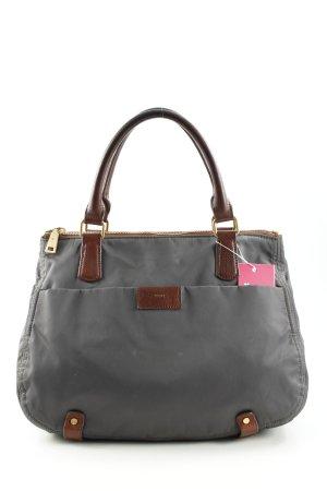 Joop! Handtasche grau-braun Casual-Look