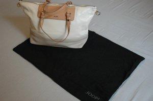 JOOP! Handtasche in creme, grau und braun zu verkaufen!
