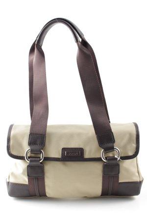 Joop! Handtasche sandbraun-dunkelbraun Casual-Look