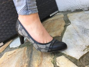 Joop Heels mit Seitenmuster