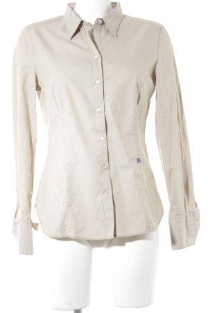 Joop! Hemd-Bluse beige klassischer Stil