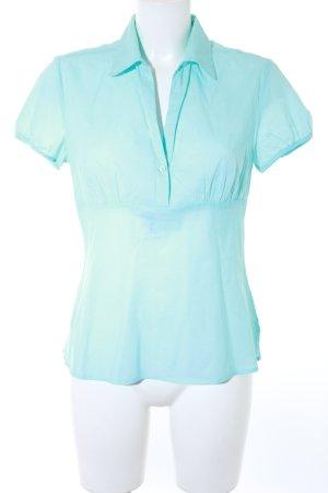 Joop! Hemd-Bluse himmelblau Casual-Look