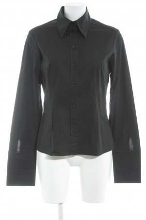 Joop! Hemd-Bluse schwarz Business-Look