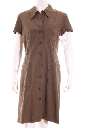Joop! Hemdblusenkleid khaki Casual-Look