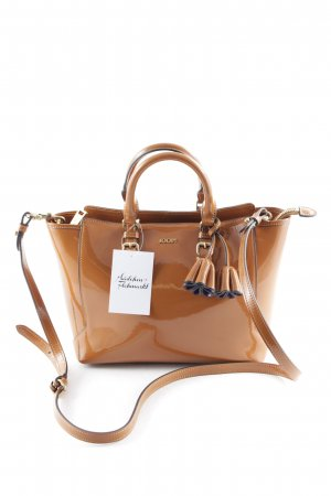 Joop! Henkeltasche cognac Business-Look