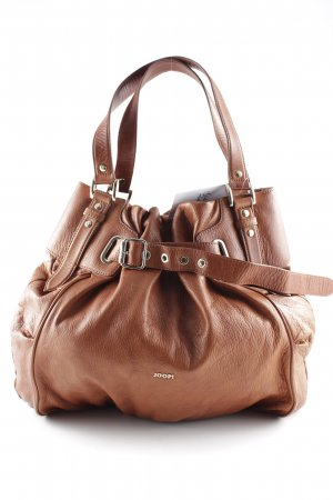 Joop! Carry Bag cognac-coloured casual look